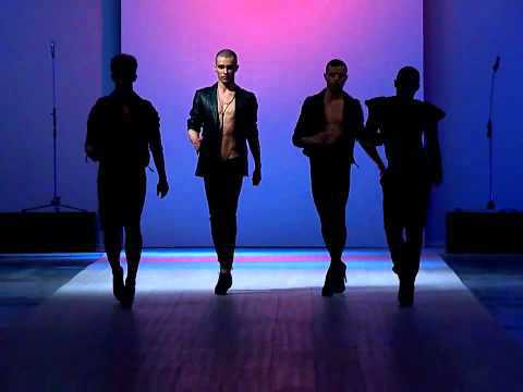 KAZAKY at ANOUKI BICHOLLA Fall_Winter 2011_12 (Opening).avi