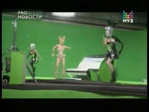 Винтаж - Как снимали клип Микки (MuzTV)